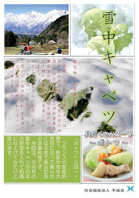 雪中キャベツ(ポトフ).jpg